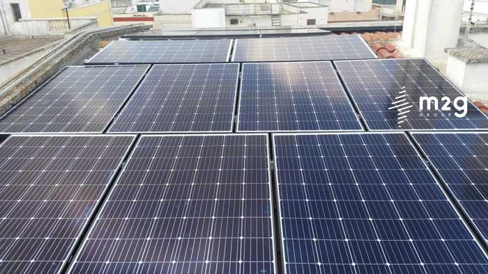 impianto fotovoltaico brindisi