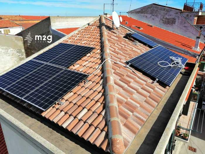 impianto fotovoltaico foggia