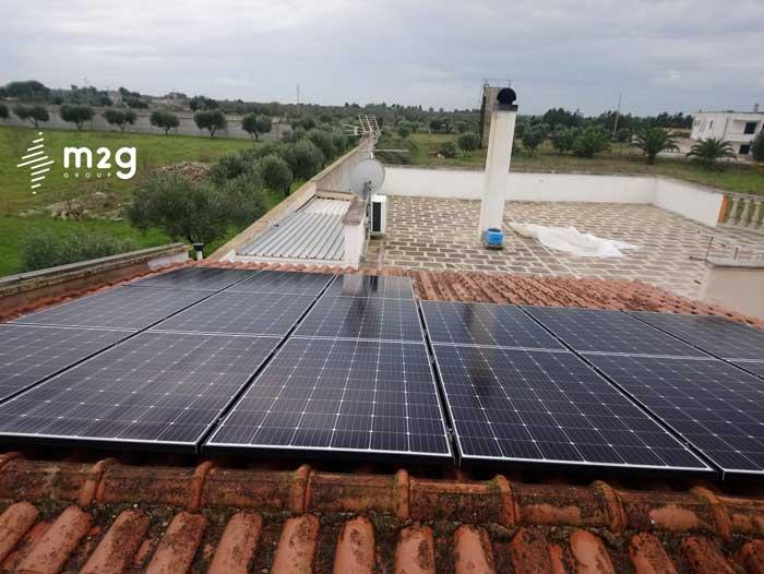impianto fotovoltaico lecce